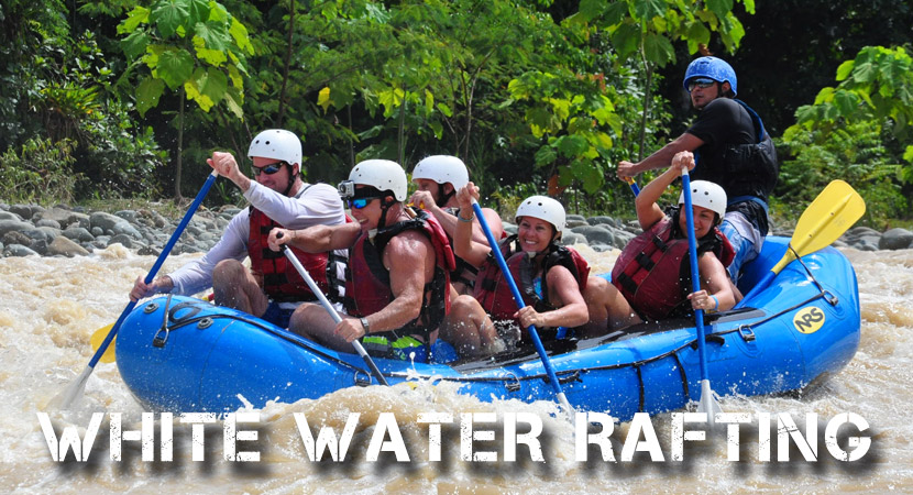 RAFTING TOUR JACO COSTA RICA, COSTA RICA JACO RAFTING TOUR
